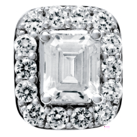 06838 1.81 Ctw Bridal Semi-mount