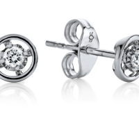 6839 0.10 Ctw Fashion Earring