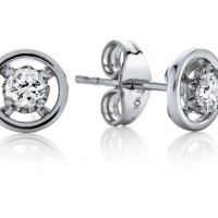 6840 0.20 Ctw Fashion Earring