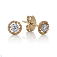 06842 0.10 Ctw Fashion Earring