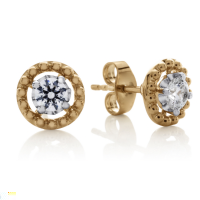6844 0.40 Ctw Fashion Earring