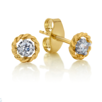 06845 0.10 Ctw Fashion Earring
