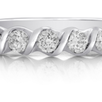 6853 0.51 Ctw Bridal Engagement Ring
