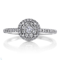 6870 0.40 Ctw Bridal Engagement Ring