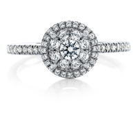 6871 0.48 Ctw Bridal Engagement Ring