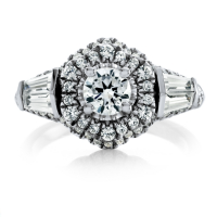 6879 1.37 Ctw Bridal Engagement Ring