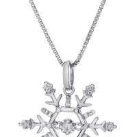 6881 0.10 Ctw Fashion Pendant