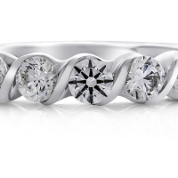 06889 1.12 Ctw Bridal Engagement Ring