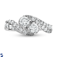 06996 1.45 Ctw Bridal Engagement Ring