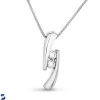 06998 0.20 Ctw Fashion Pendant